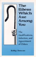 The Elders Which Are Among You book cover