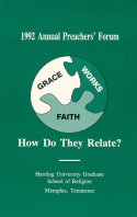 Grace, Faith, and Works book cover