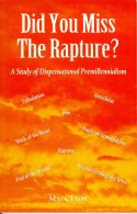 Did You Miss the Rapture? book cover