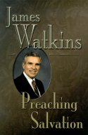 Preaching Salvation (Softcover) book cover