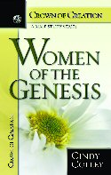 Women of the Genesis book cover