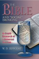 The Bible and Social Drinking book cover