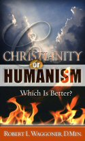 Christianity or Humanism book cover
