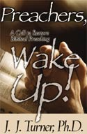 Preachers Wake Up! book cover