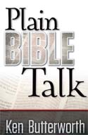 Plain Bible Talk book cover