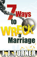 Seven Ways to Wreck a Marriage book cover