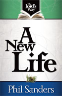 A New Life book cover