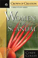 Women of Scandal book cover
